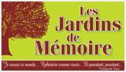 Jardins de Mémoire